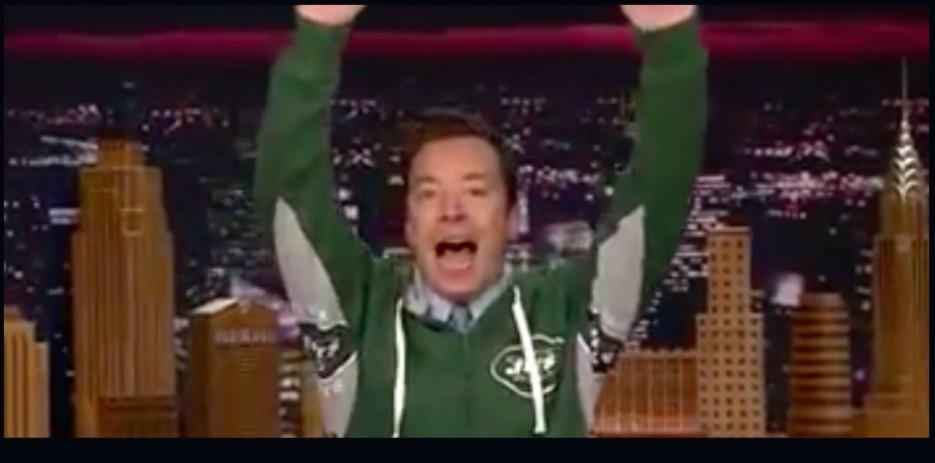 Hands High Team Sportswear as Seen on the Tonight Show