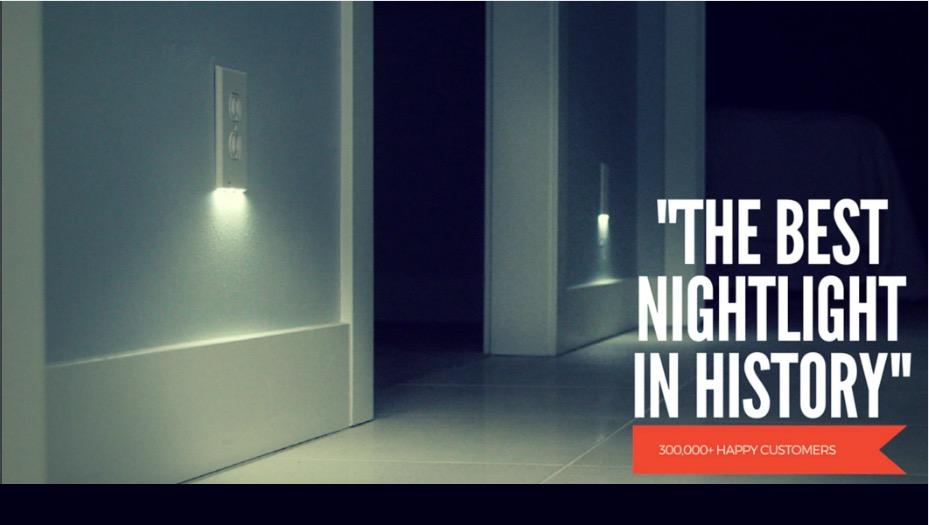 SnapPower The Best Nightlight in History,